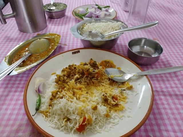 Ghngaria Dinner