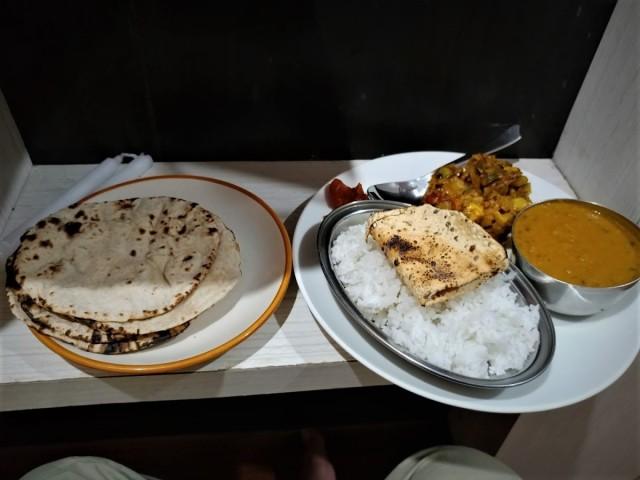 Joshimath Lunch 1